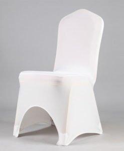 Housse de chaise tissu
