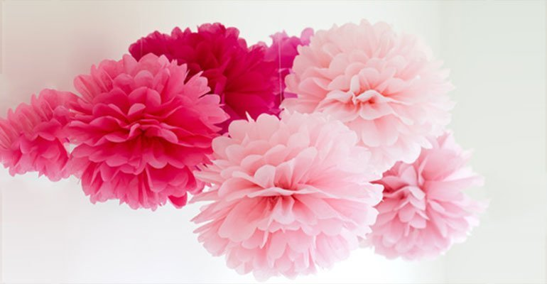 Pompons Olilly Mariage