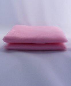 Tissu Organza Tulle Rose Mariage