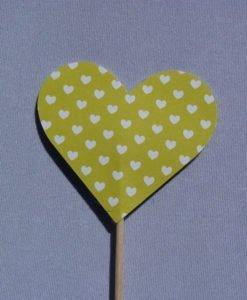Pique Coeur Vert