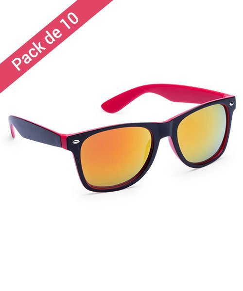 Lunette Mariage Rouge