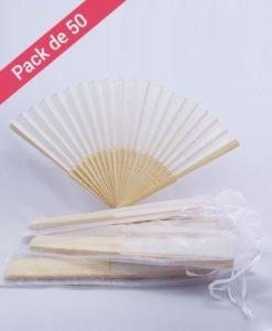 Eventail-Soie-Mariage-Pack-50