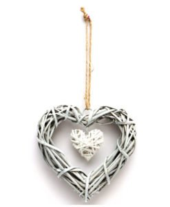 Coeur en Osier Mariage