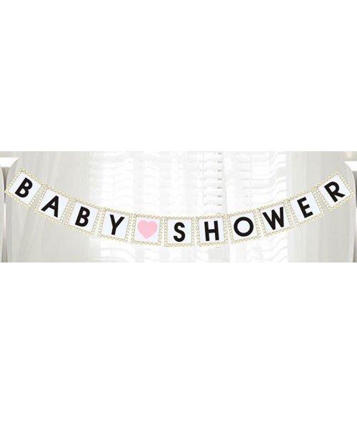 Banderole Baby Shower