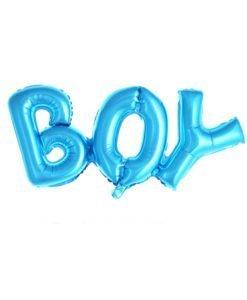 Ballon Babyshower Garcon BOY