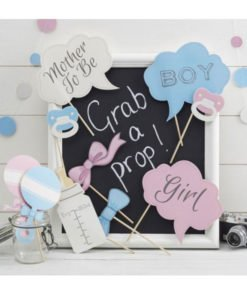 Kit photobooth Mixte babyshower