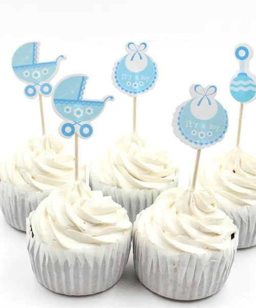 Pics Cupcake Baby Shower Garcon