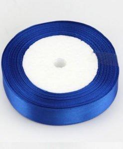 Ruban Bleu 25 mm Babyshower