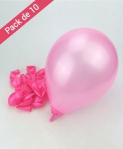 Ballons Baby Shower Fille