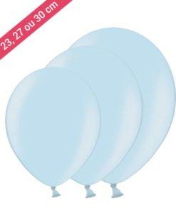 Ballons Bleus Décoration