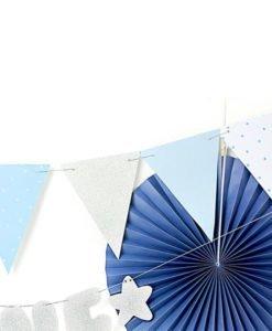 Gurilande Bleue et Argent