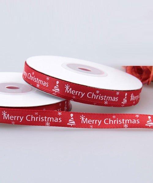 Ruban Noel Merry Christmas
