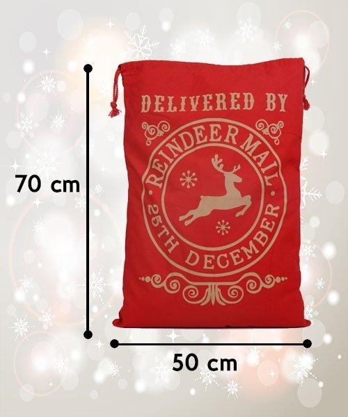 hotte ou sac de cadeaux rouge pour no l au meilleur prix. Black Bedroom Furniture Sets. Home Design Ideas