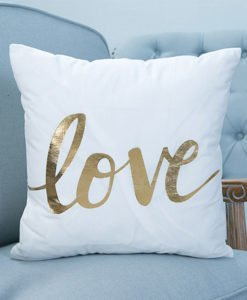 Housse Coussin Love Or