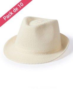 Chapeau Mariage Tissu