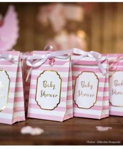 Pochettes pour Baby Shower Fille