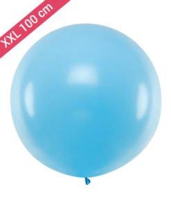 Ballon XXL 100 cm Bleu