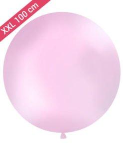 Ballon XXL 100 Cm Rose