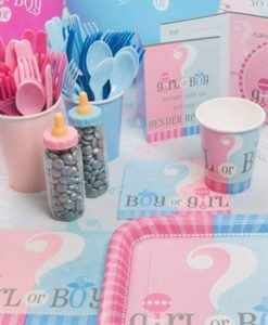 Biberon Deco Baby Shower