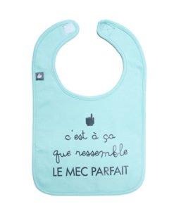 Cadeaux à Offir Baby Shower Bavoir Fun