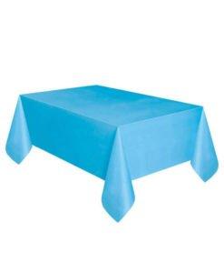 Nappe Plastique Bleue