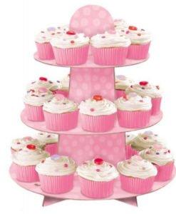 Stand Cupcake Rose