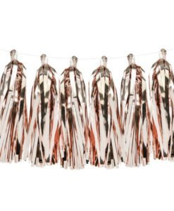 Tassels Rose Gold