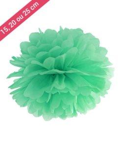 Pompon Couleur Mint
