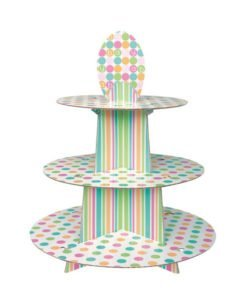 Stand à cupcake Baby Pastel