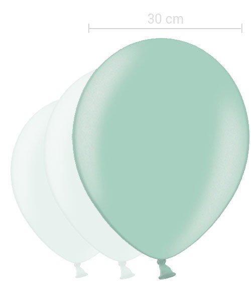 Ballon Mint 30 cm