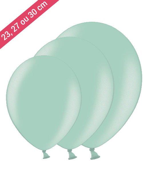 Ballon Green Mint Décoration