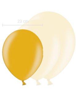 Ballon Or 23 cm