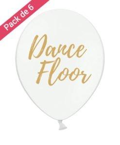 Ballons Dance Floor pour Piste de Danse Mariage