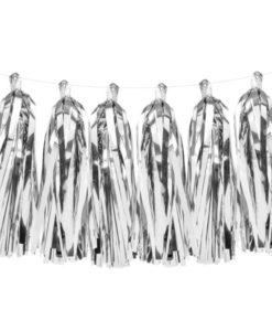 Tassel Silver Argent