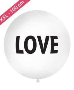 Ballon XXL LOVE