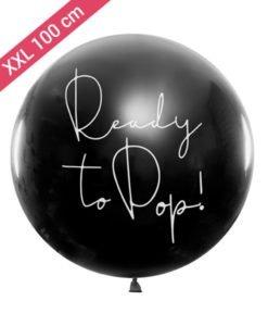 Ballon XXL Ready to Pop