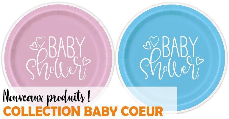 Nouvelle Collection Baby Coeur sur Olili