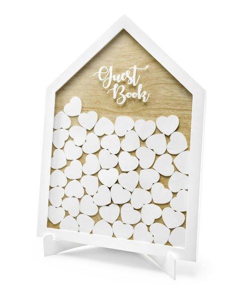 Livre d Or Maison Coeur Blanc