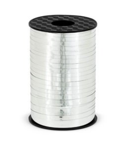 Ruban Bolduc Argent Silver