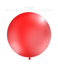 Ballon XXL Rouge