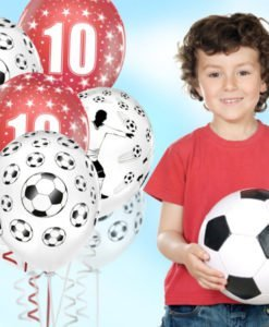 Ballon Anniversaire Football