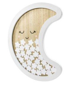 Livre d'Or Lune Pour Baby Shower
