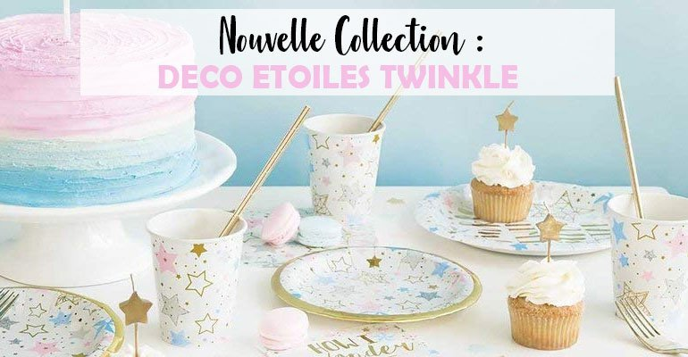 Collection Twinkle Olili