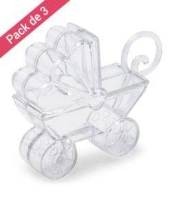 Mini Landau Contenant Baby Shower Bapteme
