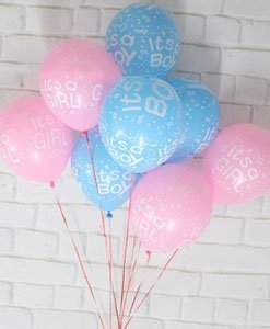 4 - Ballons Baby-Shower