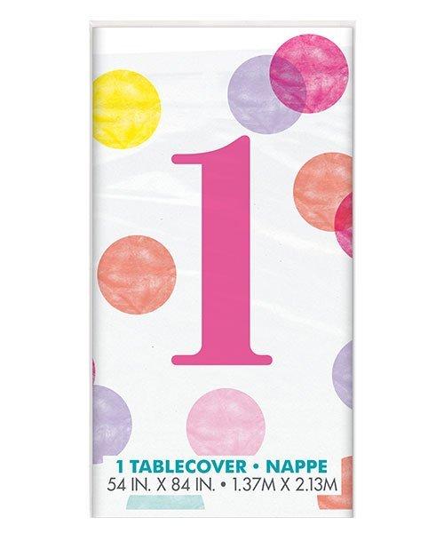 Nappe Plastique 1 An Fille