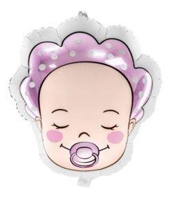 Ballon Bébé Fille