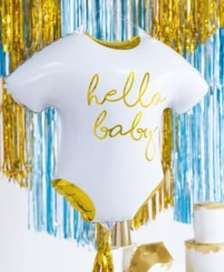 Ballon Body Hello Baby