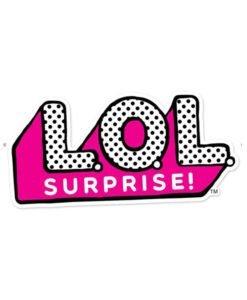 Logo Poupée LOL