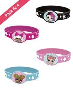 Bracelets poupée LOL à Offrir